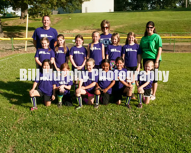 7-8 Girls Softball Big H AutoMart, Coaches Monti & Denise Collins & Jennifer Pigg