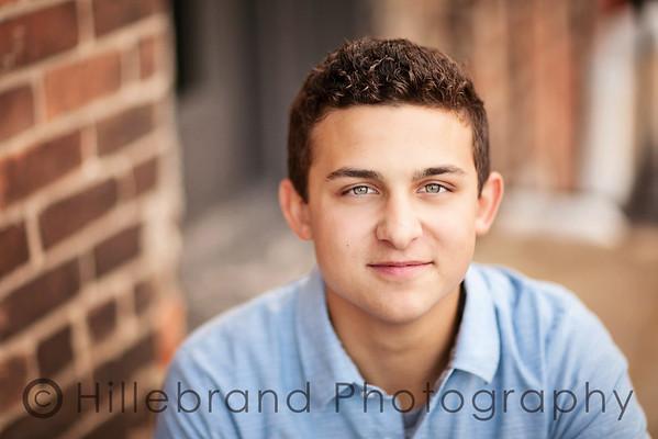 Dominic's Senior Portraits