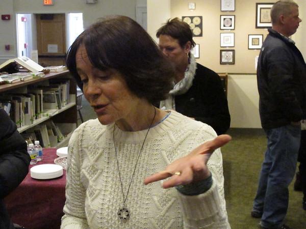 Zantangle @ The Noah Webster Library  02-01-15