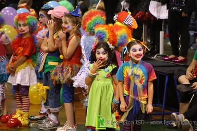 2012-2013 LES Circus Program