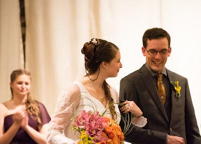 Wedding Krista and Justin