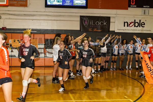 Varsity Volleyball #6 - 2017