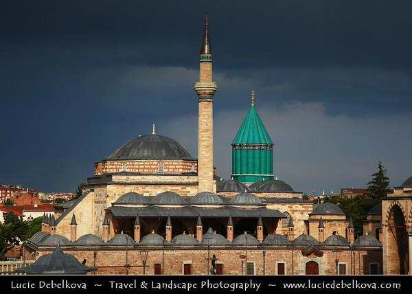 Turkey - Konya, Pamukkale, Gaziantep & East