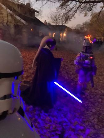 Halloween Block Party - Longview