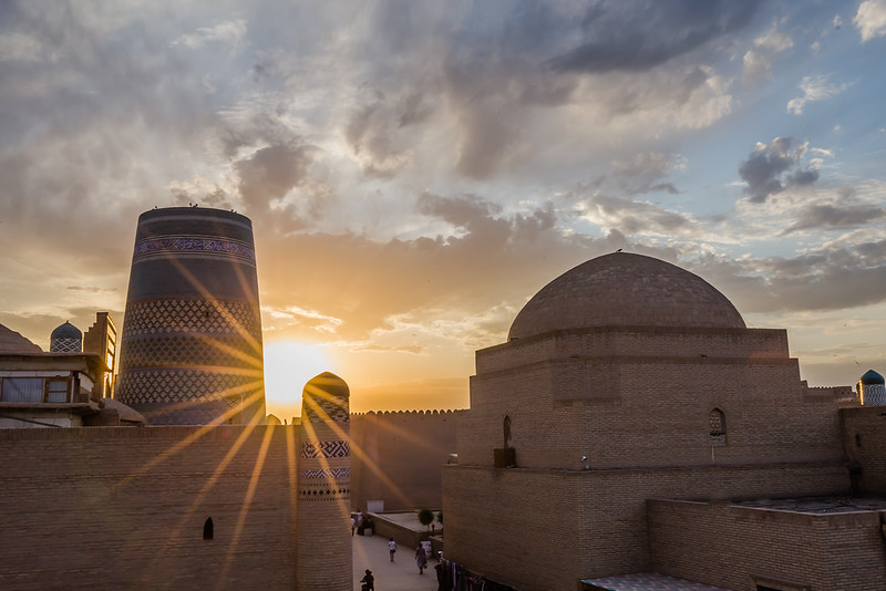 Khiva, Uzbekistan Travel