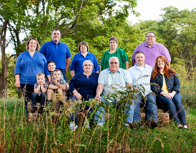Margeson-Stanke Family