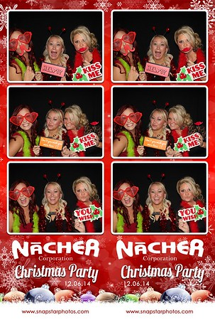 2014-12-06 Nacher Christmas Party