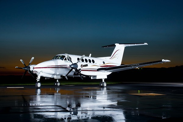 King Air 200 (Low Res)