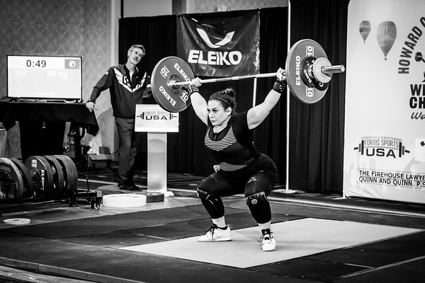 2019 Howard Cohen American Masters Weightlifting Championship