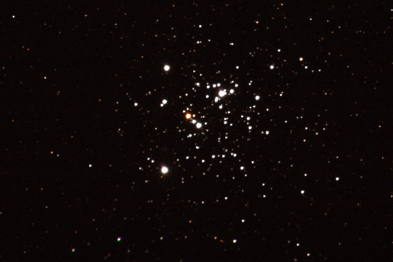 Caldwell 94 - NGC4755 - Jewel Box Cluster - 27/2/2014 (Processed stack)