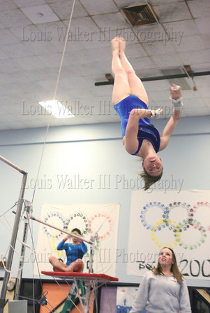 Gymnastics - High School 2010