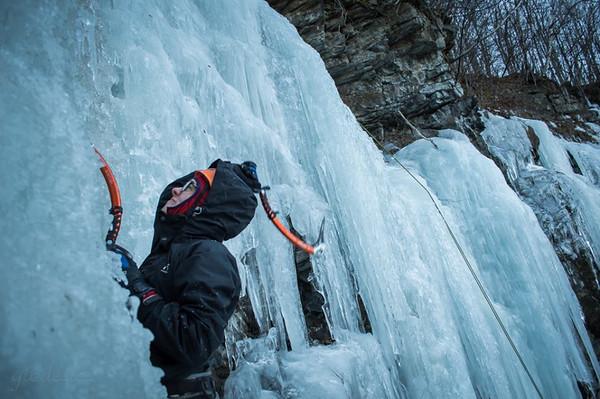 Ice Climbing W16