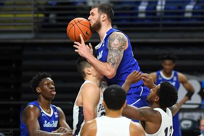 NCAA MBball: Seton Hall at Penn State; 12/6/20