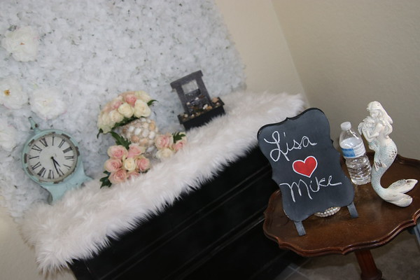 Lisa and Mike's Cocoa Beach Wedding Elopement at Surfside Wedding Chapel~