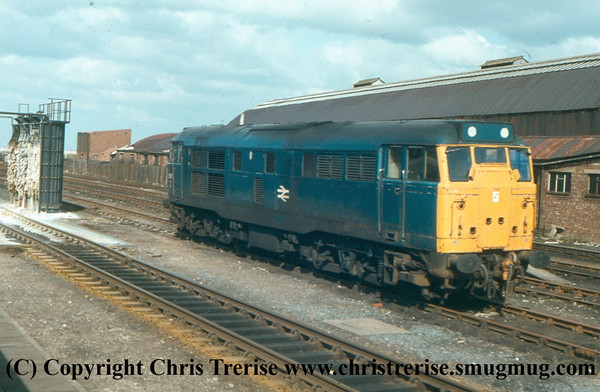 Railway Photos 1983