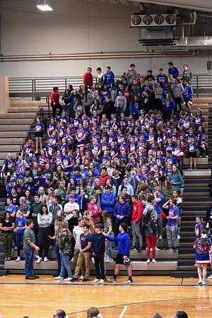 LB Fans @ BBK Home Game (2020-01-17)