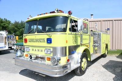 Ex Kenilworth NJ Fire Dept Engine 2