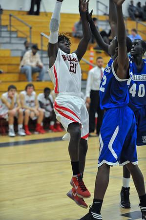2013-12-13 BHS Basketball VS Garringer