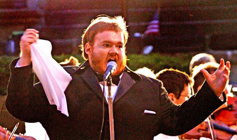 09/04/2010   Elyria George Kelle sings Opera. Photo by Tom Mahl