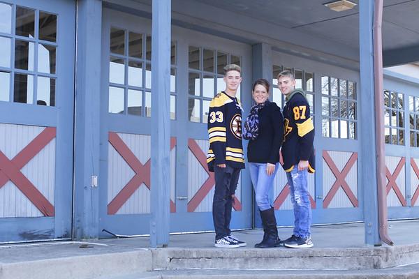 Linda, Tyler & Connor