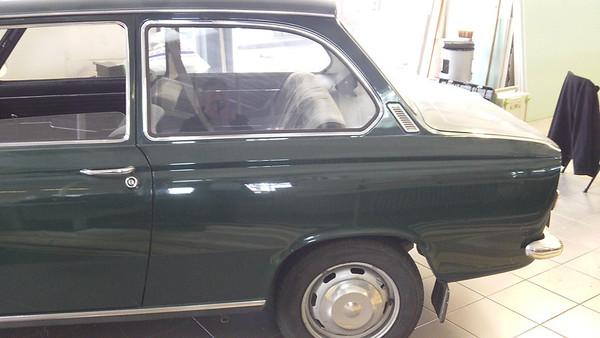 DAF55 1970 en ecomobiel 2012
