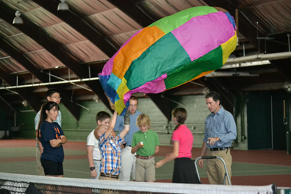 Hot Air Balloons with Mr. Stott (2nd Session)