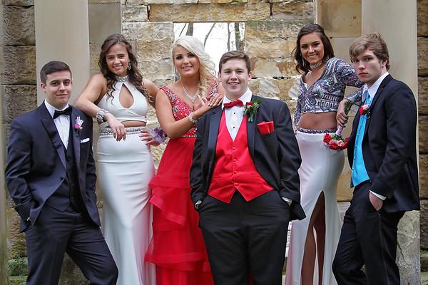 Eastern Prom Luke and Friends