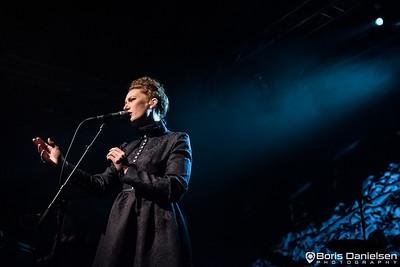 Laibach - 15/03/19 @ Vulkan Arena, Oslo.