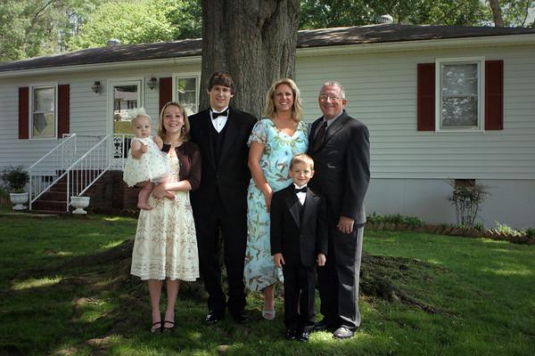 Hulsey Family 2006