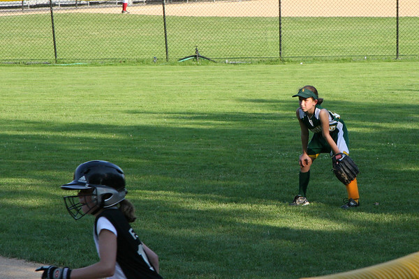 2009-06-23 Kara Pitching