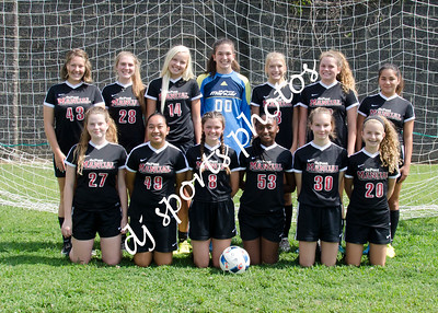 Manual Girls Soccer Team Pictures