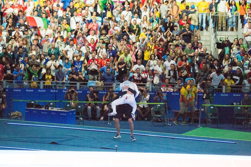 Rio Olympics 07.08.2016 Christian Valtanen _CV45244