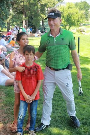 Broadmoor US Senior Open (June  25 - July 1, 2018)