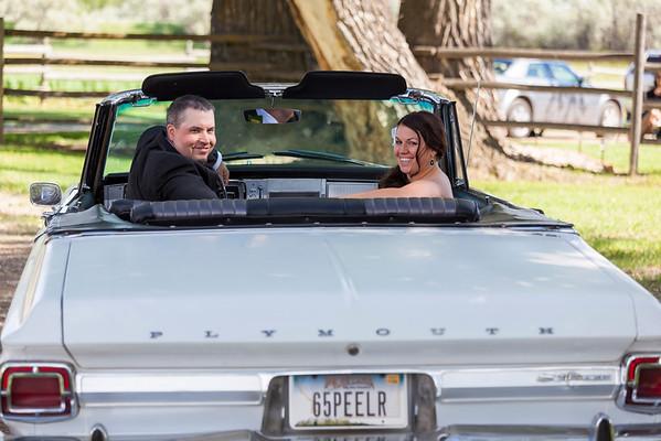 Matt Tess Langford Wedding