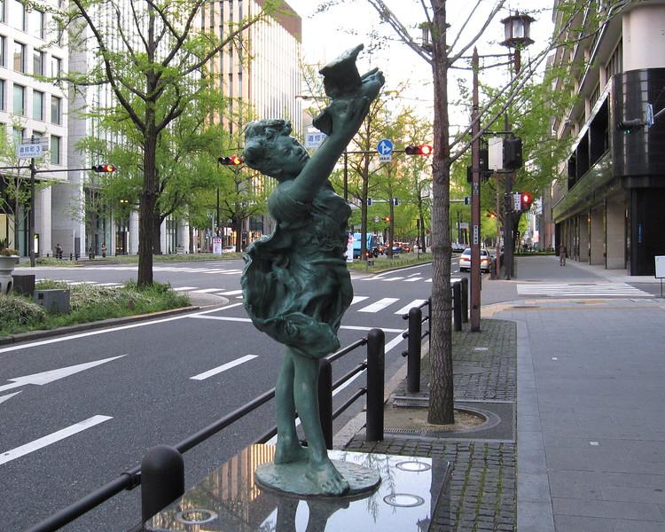 Midosuji Avenue