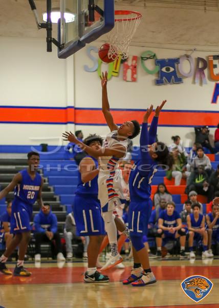 2018 - Kimball vs. Mt. House - JV Basketball