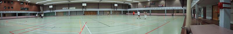 2001xxxx Indoor Hall Bijlmer