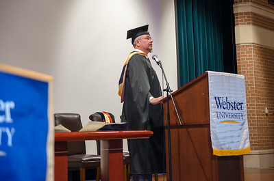 Webster University Commencement 2015