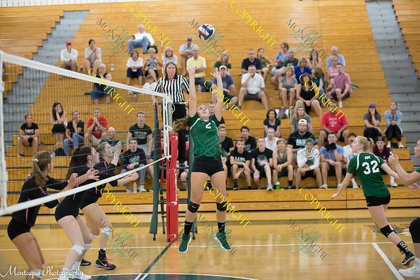 PR Volleyball Varsity