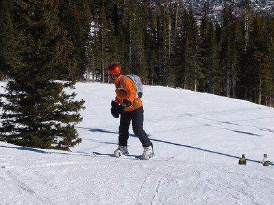 Snowboarding in Breckenridge, CO - January 25-29, 2007