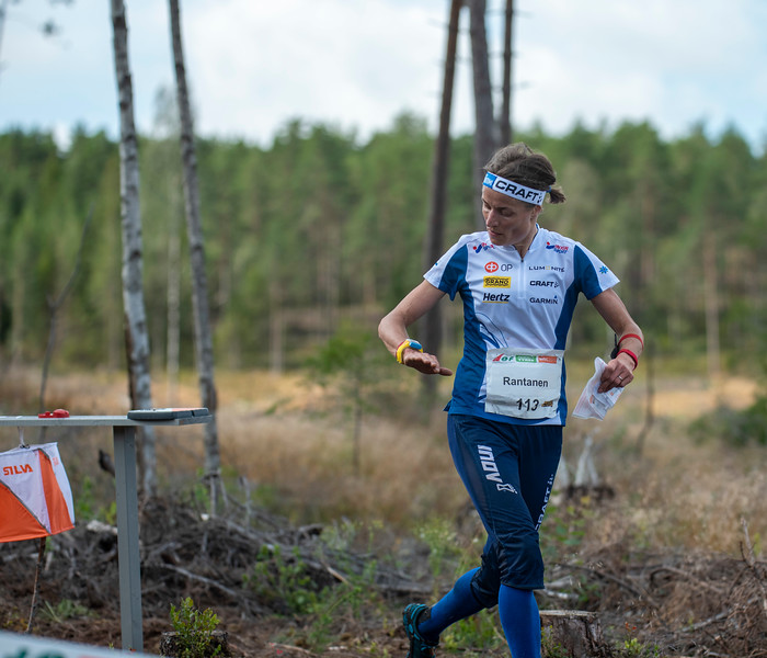 Merja Rantanen, kuva: SSL/Pirjo Valjanen