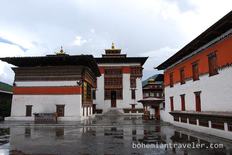 Tashichho Dzong in Thimphu Bhutan (4).jpg