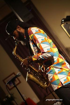 20181220 Jazz Jam James Austin  Jr