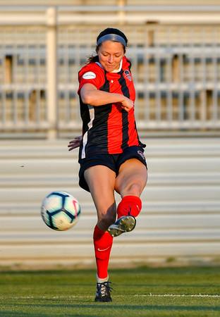 20190406 Women's Professional Soccer Hokies at the Spirit