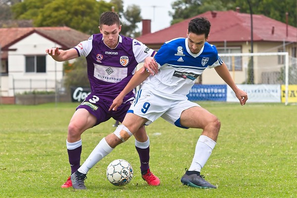 Perth Glory v Floreat Athena FC