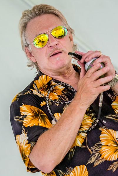 Steve Vonderharr-Boom Boom Stevie Vonderharr and the Knockouts- Madelia Blues Fest 2014
