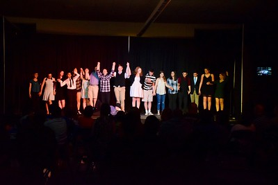LHS Drama Club - Theatre Night, 05/16/17