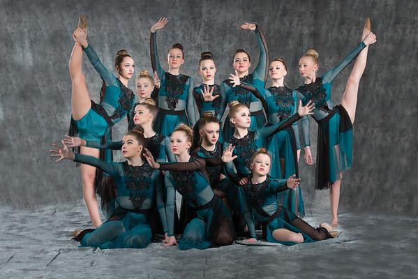 Elite Dance Studio - Spring 2016