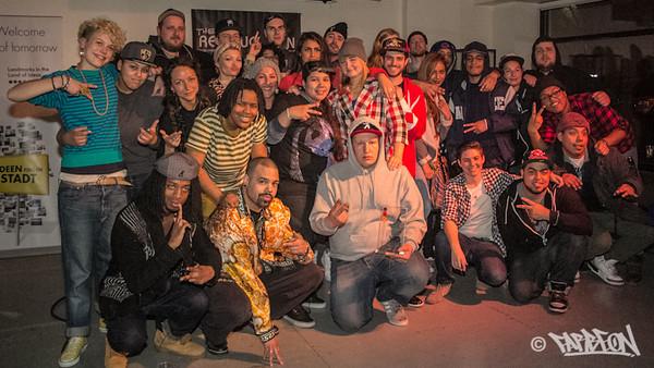 2014 Gemeinschaft Shifts the Planet - BxBC Showcase