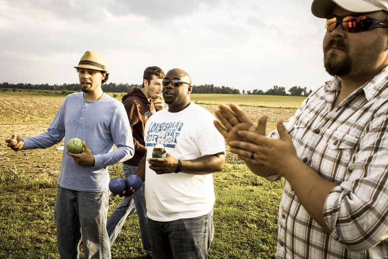 8th Annual Cookout - Villa Ridge, Illinois. Image taken by Nate Card. Editing by RE Casper